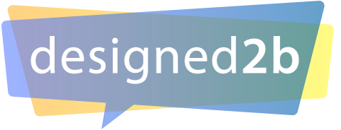 designed2b-Logo
