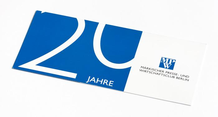 Einladungskarte MPW