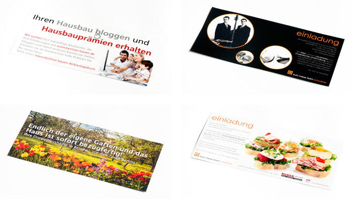 Flyer Immobilienmesse